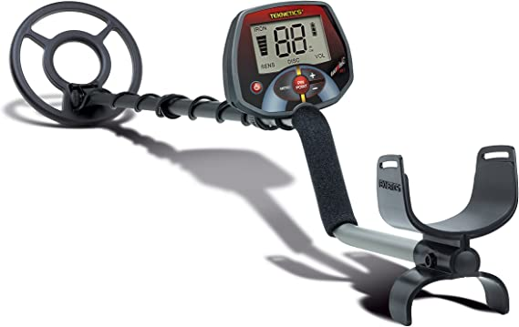 Teknetics EuroTek PRO Metal Detector with 8-Inch Concentric Coil: Amazon.es: Electrónica