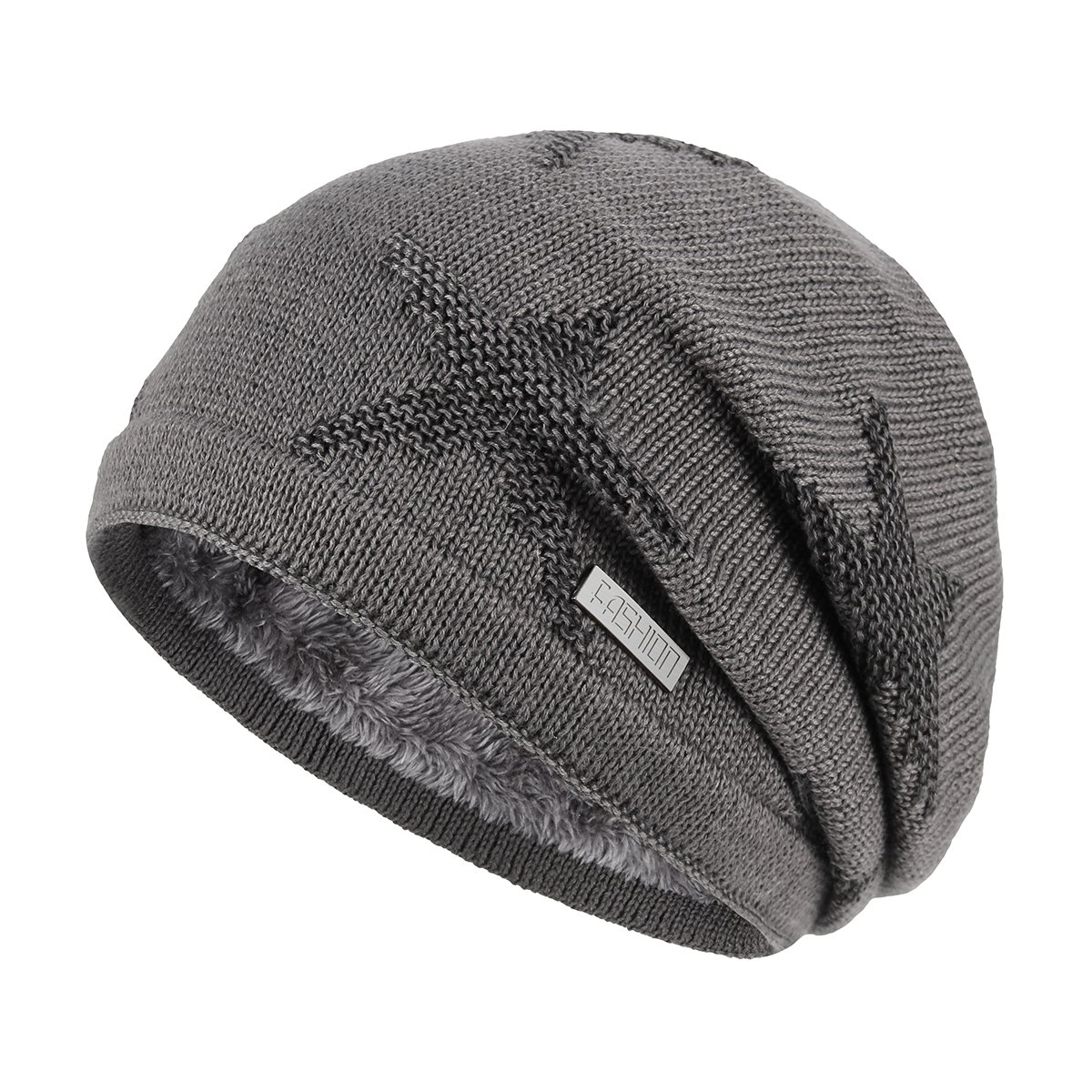 76b04521925 Top2  OMECHY Winter Knit Slouchy Beanie Hat Unisex Daily Warm Ski Skull Cap  4 Colors. Wholesale Price 11.99 100% Soft Acrylic Imported