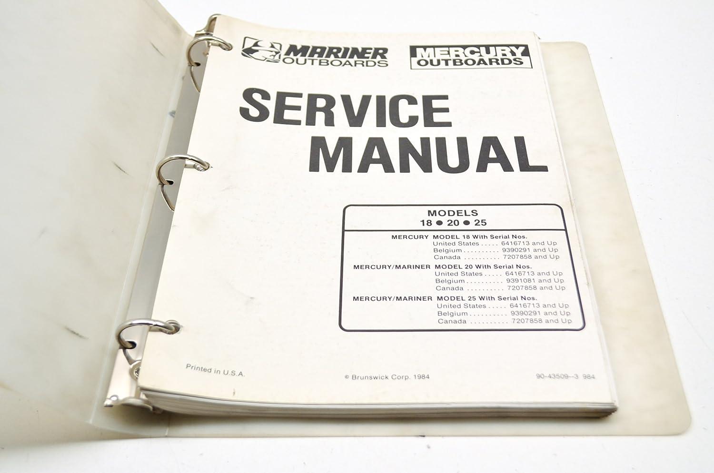 ... Toyota Mod 7Fgau50 Source · shop manual mariner 20