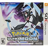 Pokémon Ultra Moon - Nintendo 3DS %100 SIFIR GÜVENLİK ŞERİTLİ