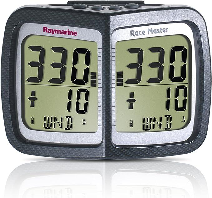 Raymarine T060 Micro-Compás de navegación para regatistas, Brújula Inalámbrica: Amazon.es: Deportes y aire libre