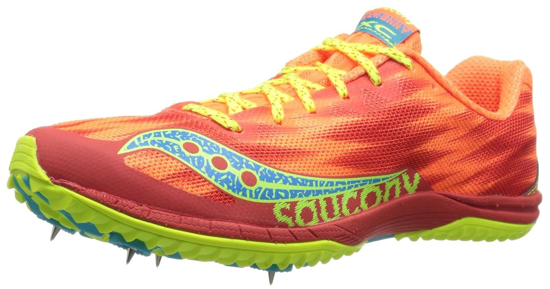 Saucony Women's Kilkenny XC5 Cross-Country Shoe B00QHUW4NI 10.5 B(M) US|Vizi Orange/Citron