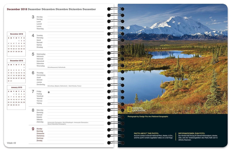 Agenda 2018 National Geographic paisaje - Agenda - Montaña ...