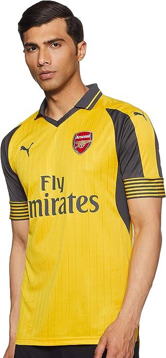 PUMA – Chaqueta de Arsenal Football Club Away 16 – 17 réplica Camiseta de fútbol: Amazon.es: Ropa y accesorios