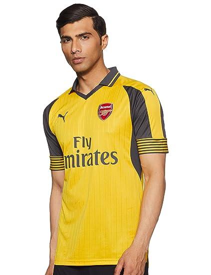 0bcc97a39 Amazon.com   Puma Arsenal FC 2016 17 Away Shirt   Sports   Outdoors