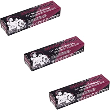 Manic Panic - Tinte para el cabello (90 ml, 3 unidades ...