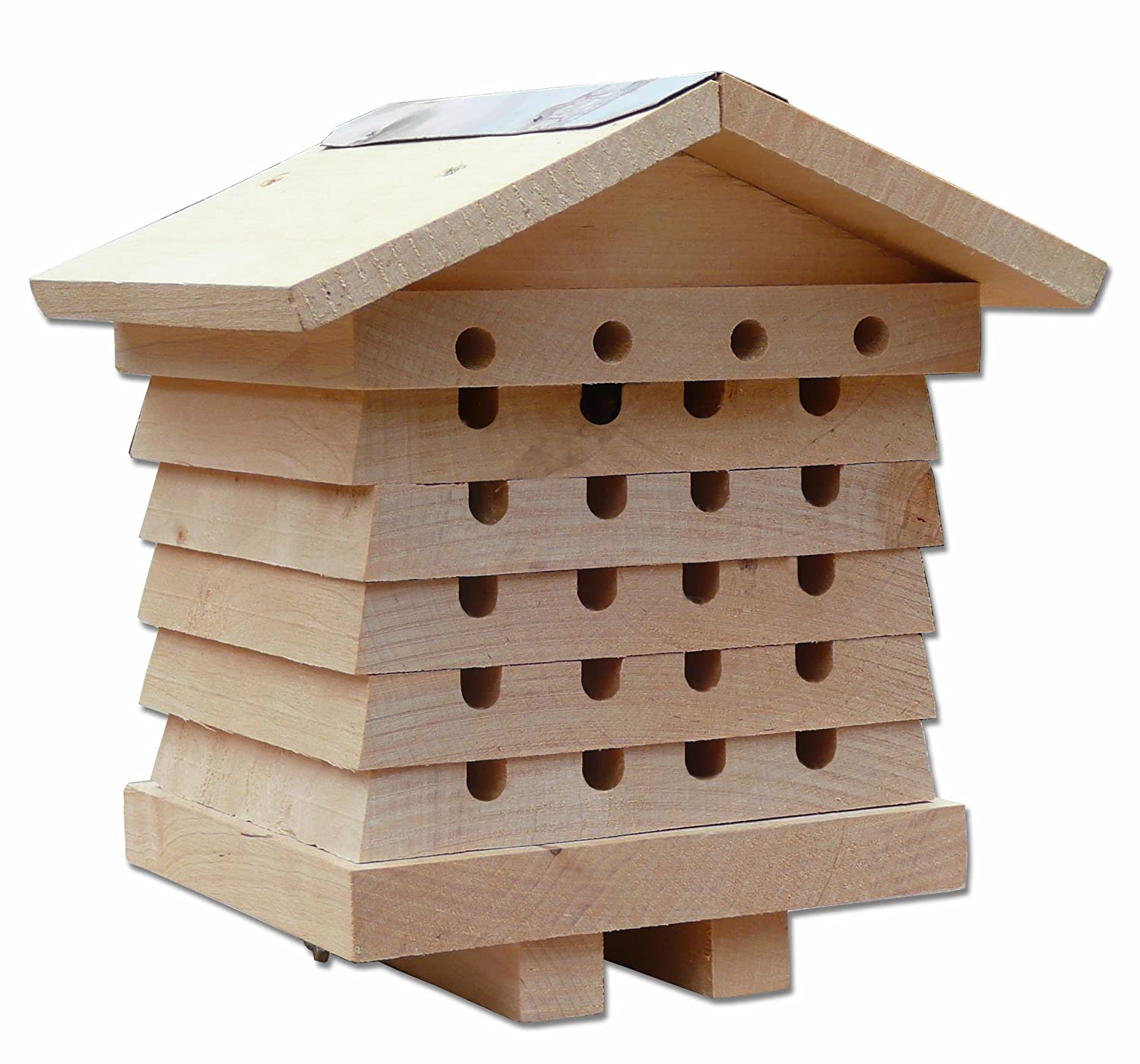 Wildlife World Solitary Bee Hive SBH1 Birds_and_Wildlife Wildlife Houses insect habitat