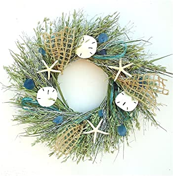 to from doors wreaths pin seaside wreath coastal christmas a how misskopykat summer door
