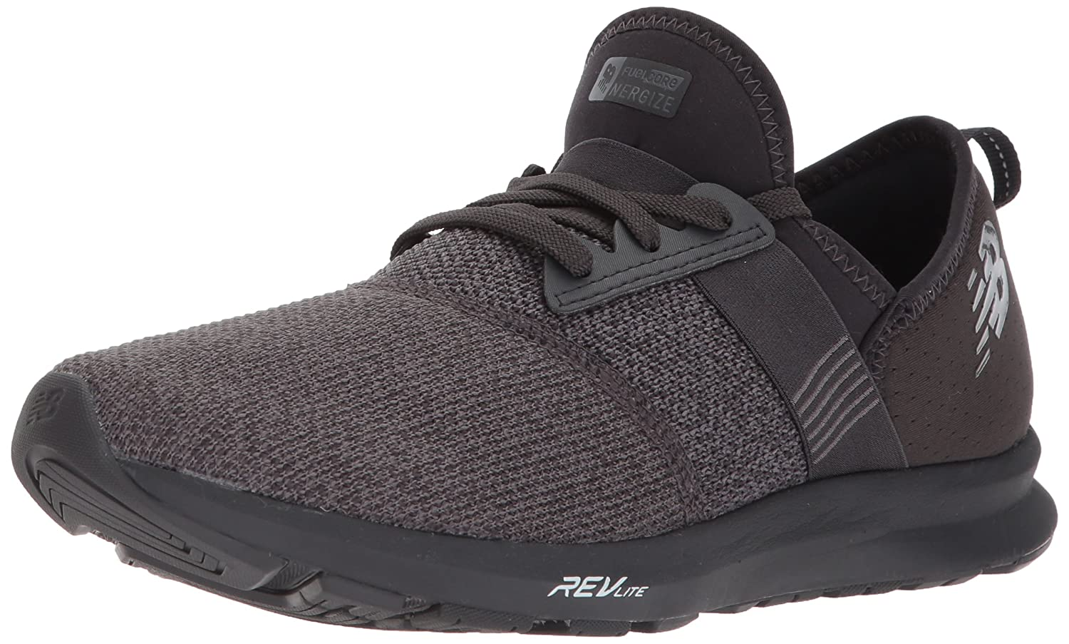 New Balance Women's Nergize V1 FuelCore Cross Trainer B005ATOIAY 12 D US|Black