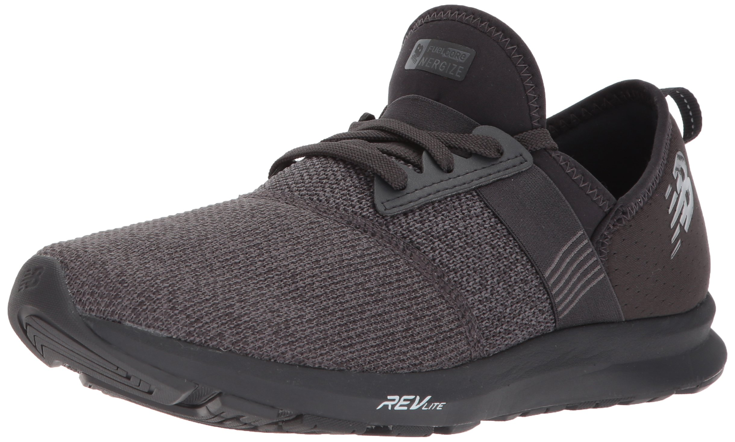 New Balance Women's FuelCore Nergize v1 FuelCore Training Shoe, Black, 8.5 B US