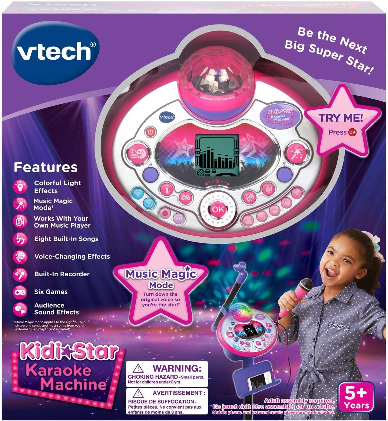 VTech Kidi Star Karaoke Machine