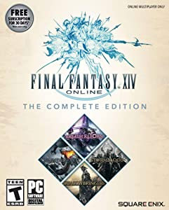 Final Fantasy XIV Online - Complete Edition[Online Game Code]
