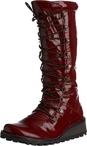 Fly London Women's Maos Boot Leather
