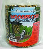 Pine Tree 8002 Woodpecker Classic Seed Log, 80-Ounce