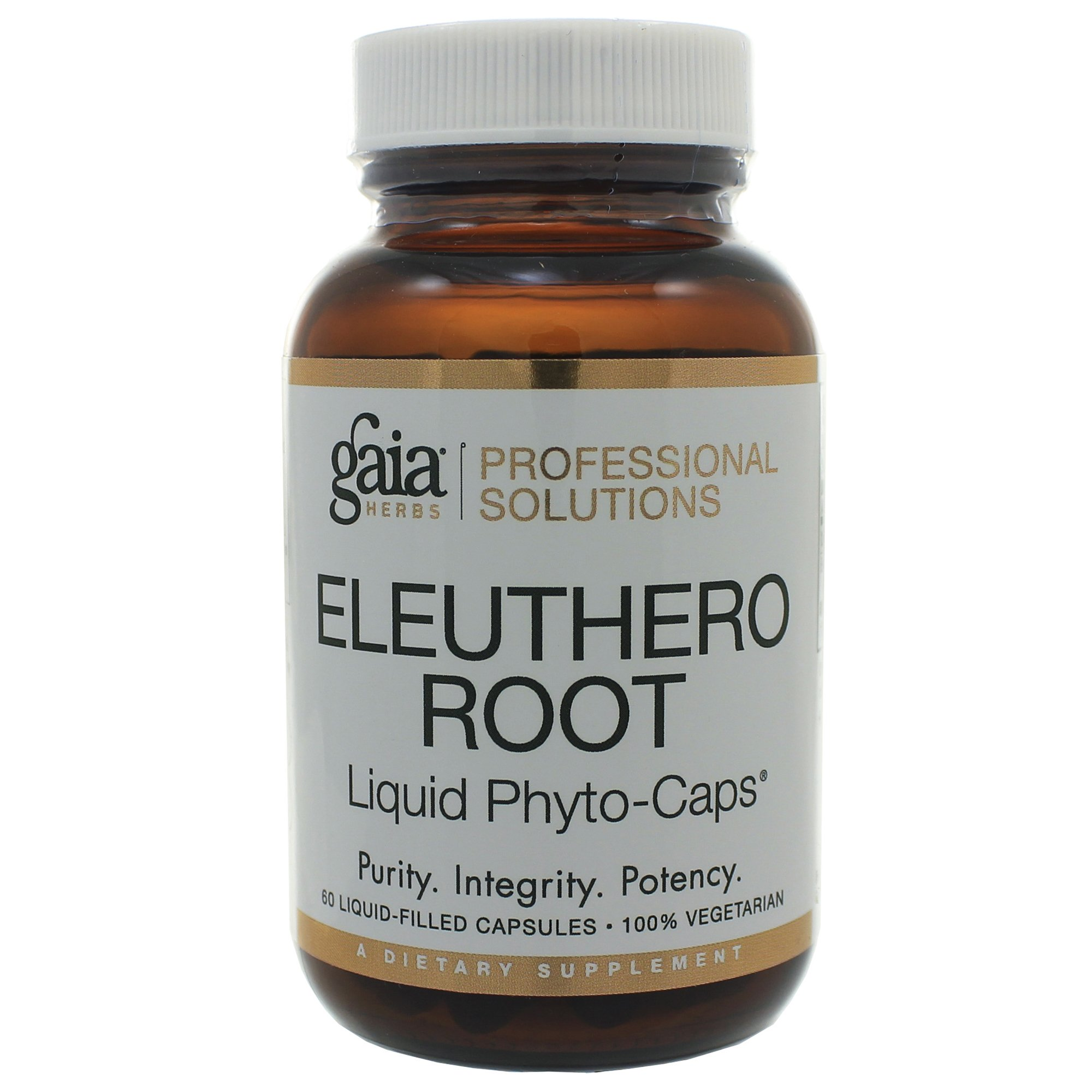 Eleuthero Root Capsules 60 Capsules (Pack of 2)