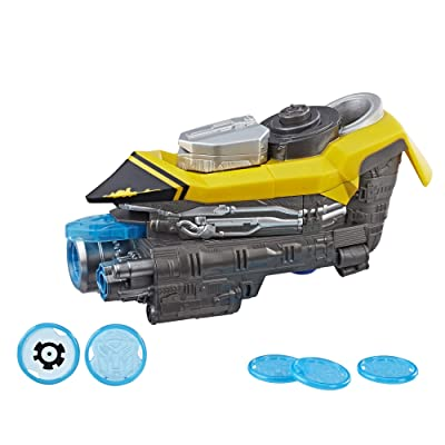 Transformers: Bumblebee -- Bumblebee Stinger Blaster: Toys & Games