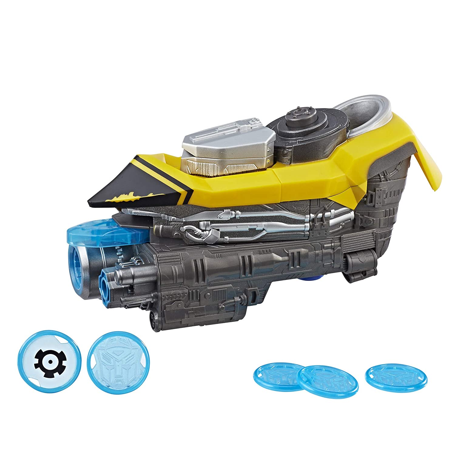For 599/-(67% Off) Transformers Bumblebee Bumblebee Stinger Blaster at Amazon India