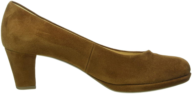 Gabor Damen Fashion Pumps Braun 12) (Copper 12) Braun 0f51c5