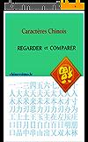 Caractères Chinois: Regarder et Comparer