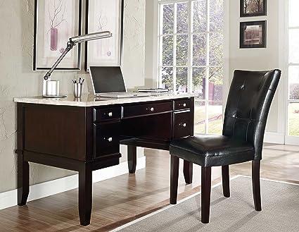 Steve Silver Company Monarch Desk, 52u0026quot; ...