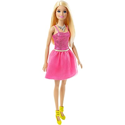 Barbie Glitz Doll - Pink: Toys & Games