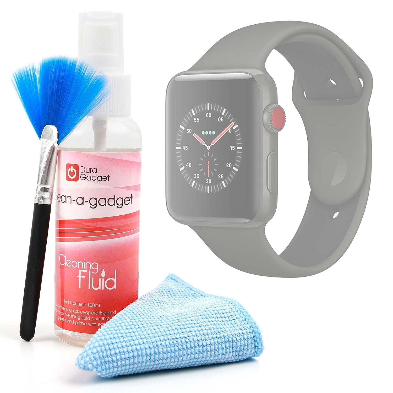 DURAGADGET Kit Limpieza para Smartwatch Apple Watch Series 3 ...