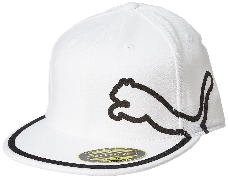 アメリカ版Puma(プーマ)モノラインMonolineキャップ帽子210 [並行輸入品] ホワイト