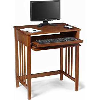 Convenience Concepts Designs2Go Mission Desk, Oak