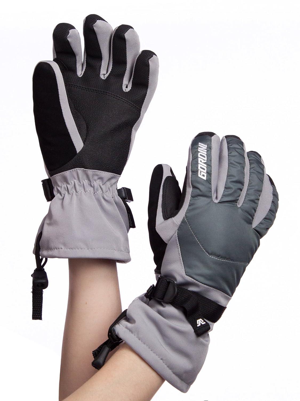 Gordini Women's Aquabloc Down Gordini Gauntlet III B015PGPFGM Aquabloc Gloves, Clay Grey/Gunmetal/White, Large by Gordini B015PGPFGM, onelife:48a368f9 --- capela.dominiotemporario.com