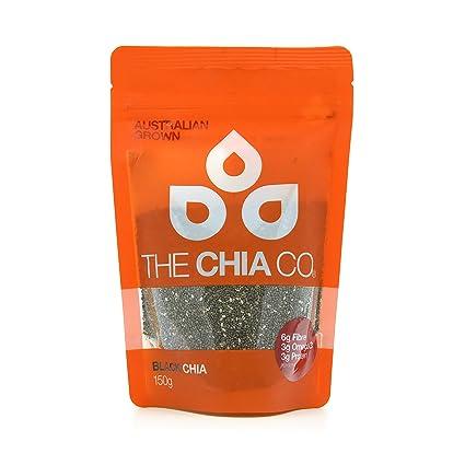 Chia Co Negro Chia semillas (150g)/Chia KO (el Chia Co ...
