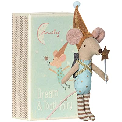 Maileg Tooth Fairy Boy in Box: Toys & Games