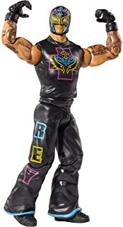 WWE Basic Figure Series Rey Mysterio Figure