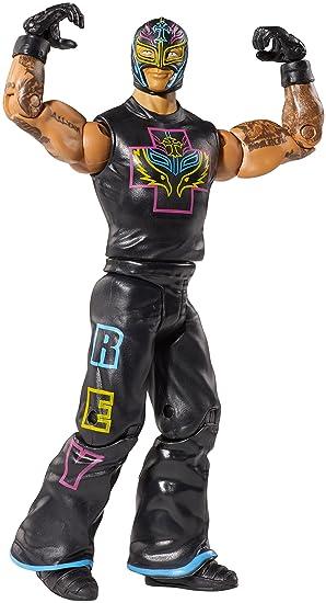 Rey Mysterio Figur Wwe Series 43 Amazonde Spielzeug