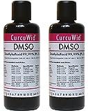 2 x Dimethylsulfoxid DMSO 100ml zum Mega-Vorteils-Preis!