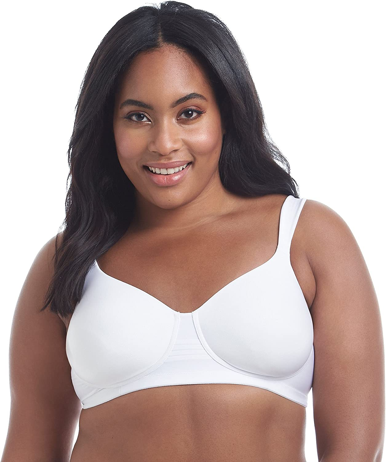 Vanity Fair Women's Cooling Touch Full Figure Wirefree Bra 71355