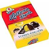 Halloren Original Halloren Kugeln Schoko-Eierlikr, 4er Pack (4 x 125 g)