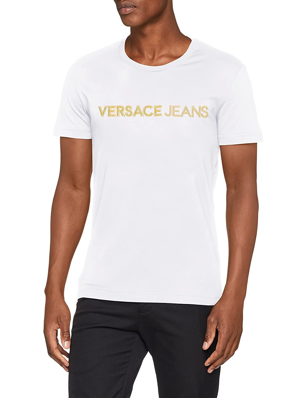 b2e9e6f8 Versace Jeans Slim Fit Logo T Shirt