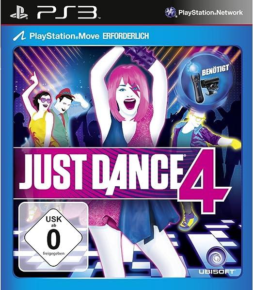 Just Dance 4 [Importación alemana]: Amazon.es: Videojuegos