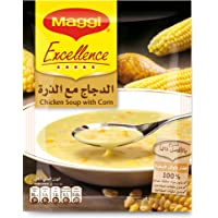 Maggi Excellence Chicken with Corn Soup Sachet 47g