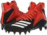 adidas Men's Freak X Carbon Mid Football Shoe, core
