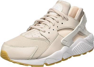 Nike Women's's Air Huarache Run Gymnastics Shoes Beige (Desert SandSummit WhiteGuava 034) 6 UK