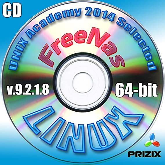 Amazon com: FreeNAS CD v 9 2 8 1 Linux CD 64-bit Full Installation