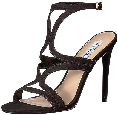 a5778d54fc6 Steve Madden Women's Sidney Heeled Sandal