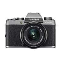 Fujifilm X-T100 Dark Silver  XC15-45mm lens