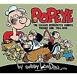 Popeye: The Classic Newspaper Comics by Bobby London Volume 1 (1986-1989)