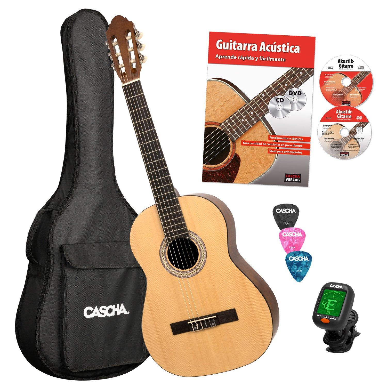 Cascha 4/4 Bundle Guitarra Clásica (HH 2043 ES) product image