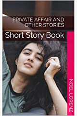 Private Affair and Other Stories: Short Story Book (Knight of Sin 1) Kindle Edition