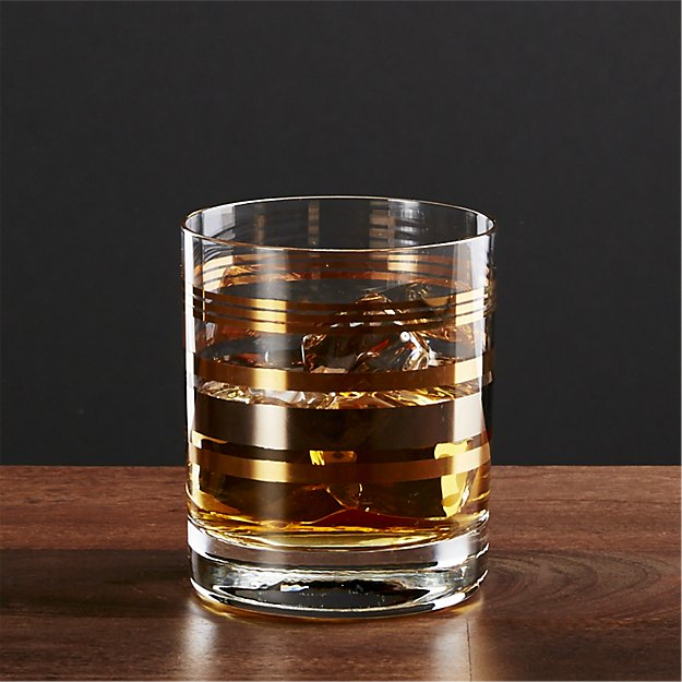 Gala Double Old-Fashioned | Crate and Barrel
