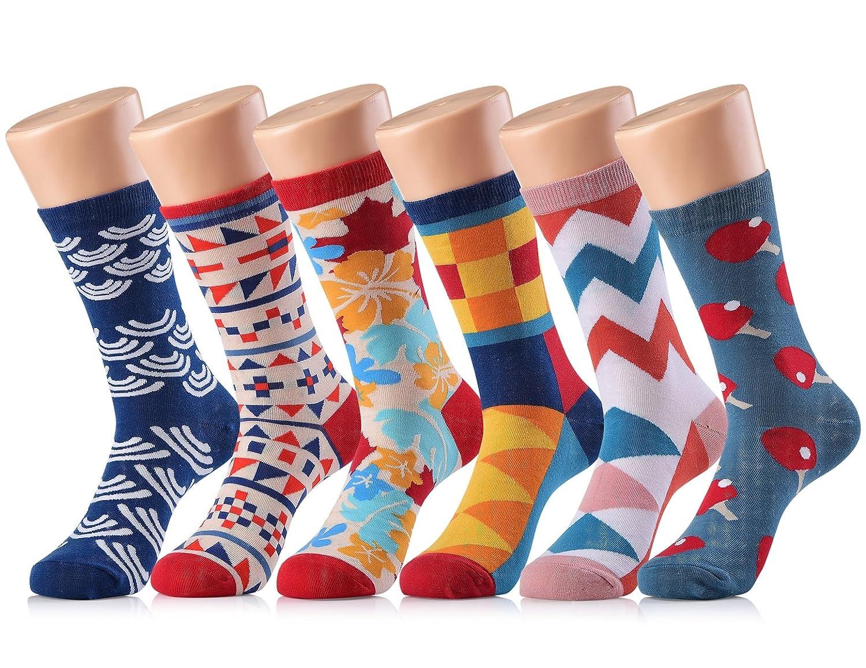 Secret Felicity calze da uomo di vari colori Calze divertenti 2018 SC 2018-1