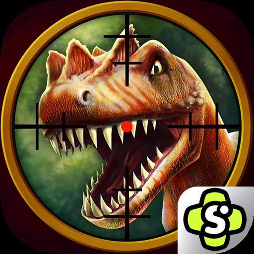 Dinosaur Safari 3D - Dragon Touch Sim